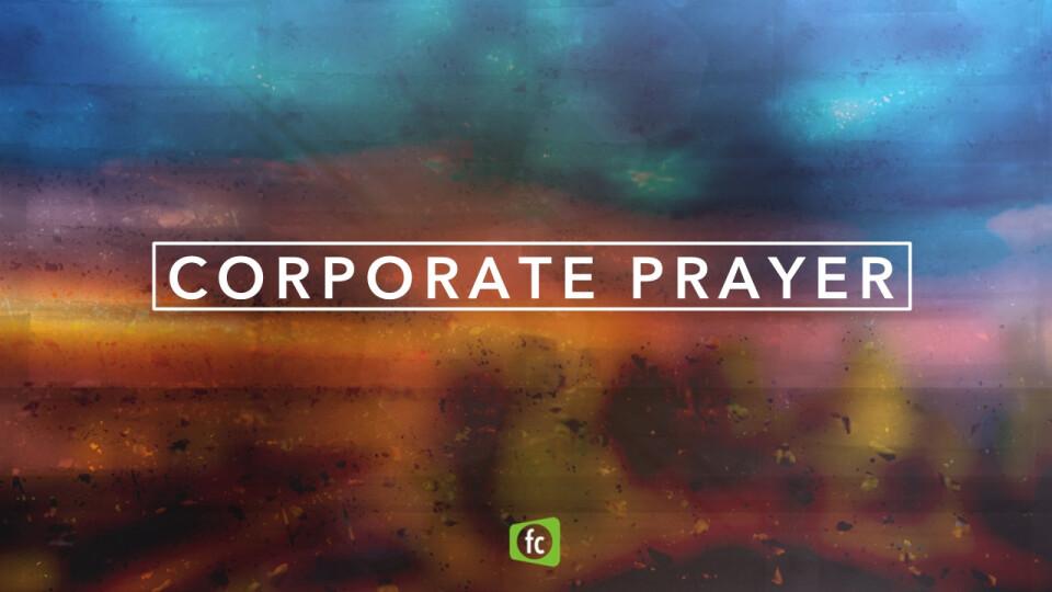 Corportate Prayer